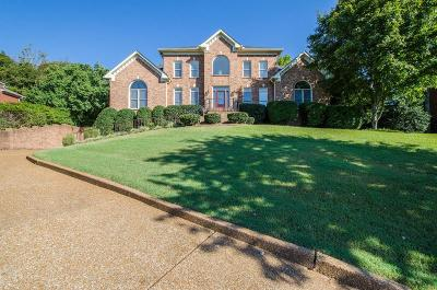 Brentwood Single Family Home Under Contract - Showing: 9408 Smithson Ln