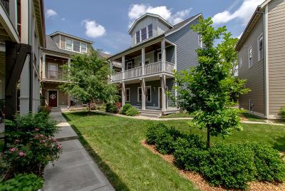 Sylvan Park Single Family Home For Sale: 414 Acklen Park Dr #2