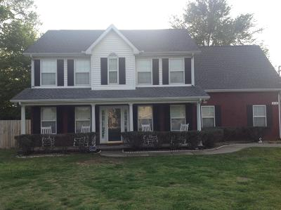 Smyrna Single Family Home Under Contract - Showing: 913 Bexley Dr