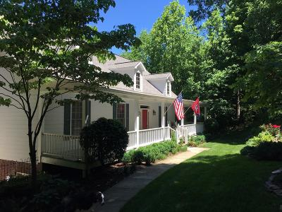 Franklin Single Family Home For Sale: 3021 Jubilee Ridge Rd