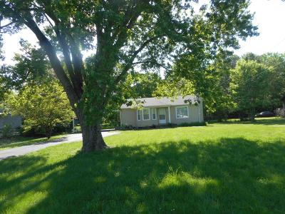 Smyrna Single Family Home Under Contract - Showing: 5386 Seminary Rd