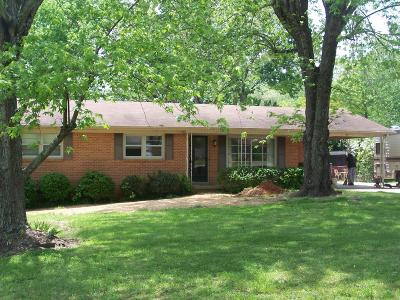 Lawrenceburg Single Family Home For Sale: 1617 Whippoorwill Dr