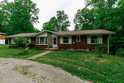 Pegram Single Family Home Under Contract - Showing: 537 Longview Dr