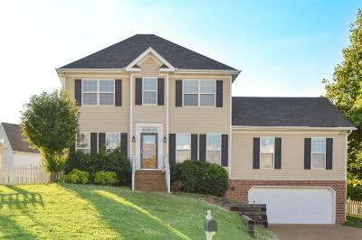 Thompsons Station  Single Family Home Under Contract - Showing: 2804 Aston Woods Ct