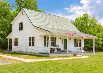 Christiana Single Family Home Under Contract - Showing: 10851 Threet Rd