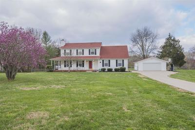 Smyrna Single Family Home Active - Showing: 629 Stewart Valley Dr