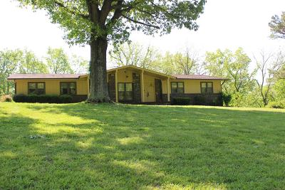 Stewart Single Family Home Under Contract - Showing: 262 Bumpus Mills Rd