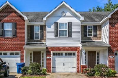 Smyrna Condo/Townhouse Under Contract - Not Showing: 215 Latimer Dr