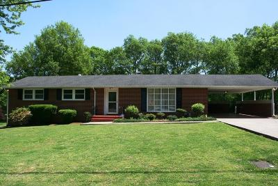 Goodlettsville Single Family Home Under Contract - Showing: 309 Green Acres Dr