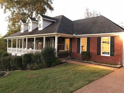 Brentwood Single Family Home For Sale: 1325 Chestnut Dr