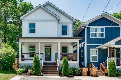 Single Family Home For Sale: 1907 B Bransford Ave