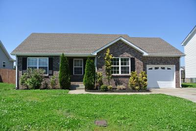 Autumn Creek Single Family Home Under Contract - Showing: 1821 Abrams Road