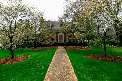Franklin Single Family Home Under Contract - Showing: 110 Ravenwood Ct