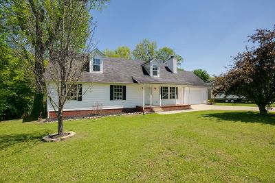 Lavergne Single Family Home Under Contract - Showing: 131 Bill Stewart Blvd