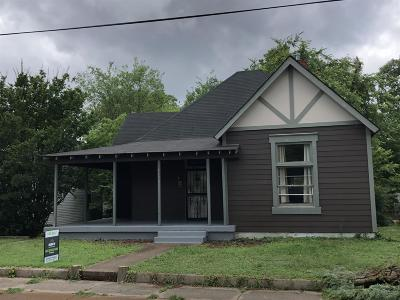 Single Family Home Active - Showing: 1120 Stainback Ave