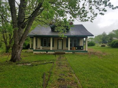 Sumner County Single Family Home Under Contract - Showing: 2515 Epperson Springs Rd