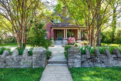 Single Family Home Under Contract - Showing: 1908 Elliott Ave