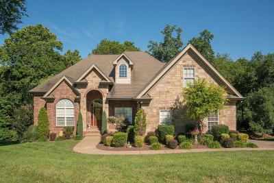 Mount Juliet Single Family Home Under Contract - Showing: 2010 Earl Pearce Cir