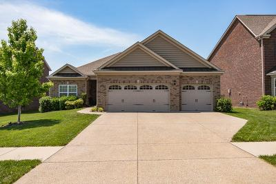 Lebanon Single Family Home For Sale: 347 Meandering Dr