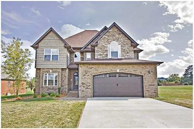 Clarksville Single Family Home Active - Showing: 216 Fantasia Way