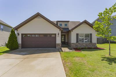 Spring Hill  Single Family Home Under Contract - Showing: 2078 Red Jacket Trce