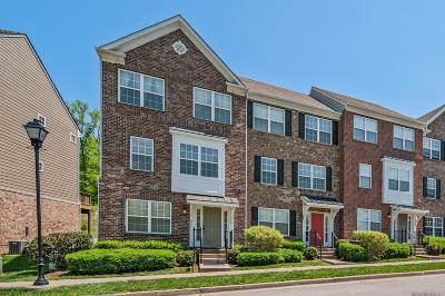 Nashville Condo/Townhouse Under Contract - Not Showing: 2651 Avery Park Dr