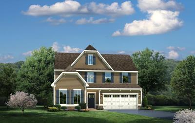 Brentwood Single Family Home For Sale: 5 Barco Road Stapleton Plan