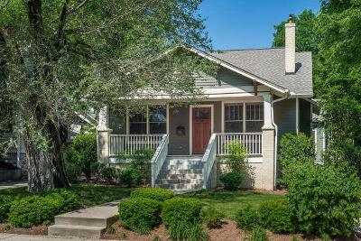 Single Family Home Under Contract - Showing: 2709 Oakland Ave