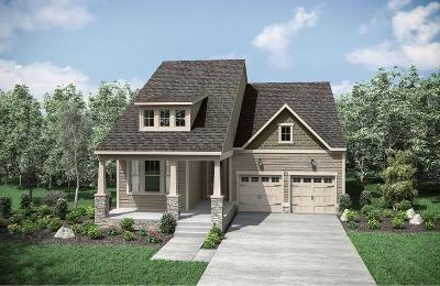 Hendersonville Single Family Home Under Contract - Not Showing: 117 Edenburg Dr. Lot 330