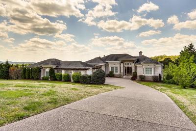 Franklin Single Family Home For Sale: 665 Legends Crest Dr