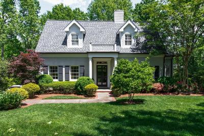 Belle Meade Single Family Home Under Contract - Showing: 4324 Signal Hill Dr