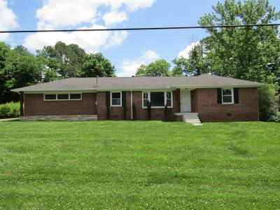 Lewisburg Single Family Home Active - Showing: 627 Scenic Dr