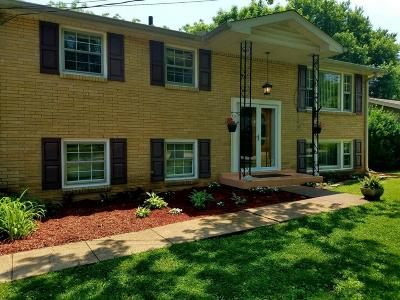 Madison Single Family Home For Sale: 512 May Dr