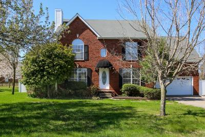 Smyrna Single Family Home Under Contract - Showing: 306 Orpha Dr
