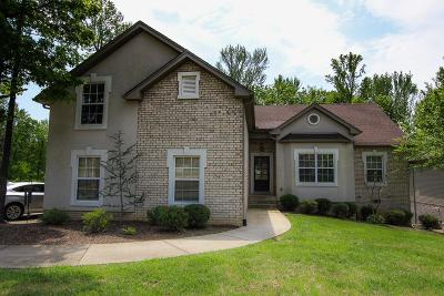 White House Single Family Home Under Contract - Showing: 310 Artesa Dr