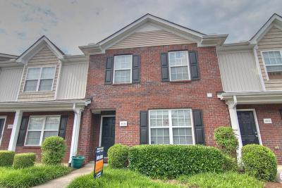 Lavergne Condo/Townhouse Under Contract - Not Showing: 4034 George Buchanan Dr
