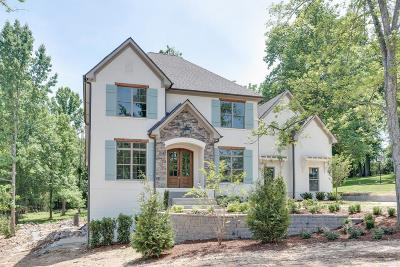 Franklin Single Family Home For Sale: 2235 Brienz Valley Dr