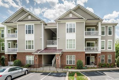 Nashville Condo/Townhouse Under Contract - Not Showing: 4847 Bevendean Dr, #f2