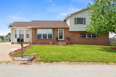 Oak Grove Single Family Home For Sale: 232 New Gritton Avenue