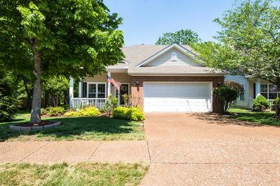 Franklin Single Family Home Under Contract - Showing: 3222 Gardendale Drive