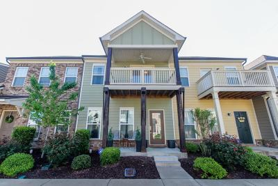 Murfreesboro Condo/Townhouse Under Contract - Not Showing: 2823 Sterlingshire Dr