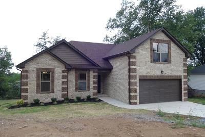 Madison Single Family Home For Sale: 1420 Pawnee Trl