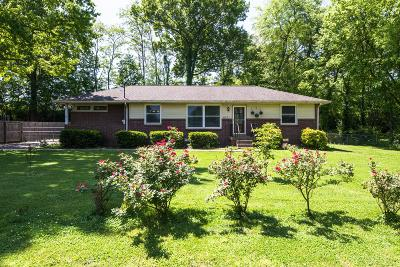 Franklin Single Family Home For Sale: 417 Figuers Dr