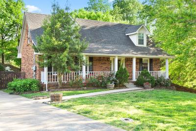 Clarksville Single Family Home Active - Showing: 350 Greenleaf Ln