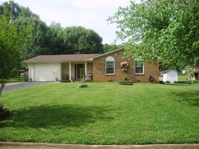 Lawrenceburg Single Family Home Active - Showing: 1605 Whippoorwill Dr