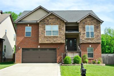 Clarksville Single Family Home Active - Showing: 1437 Brew-Moss Dr