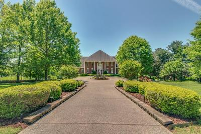 Davidson County Single Family Home Under Contract - Showing: 1401 Old Hickory Blvd