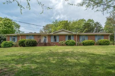 Goodlettsville Single Family Home Under Contract - Showing: 1912 Normerle St