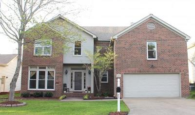 Franklin Single Family Home For Sale: 712 Shadowlawn Ct