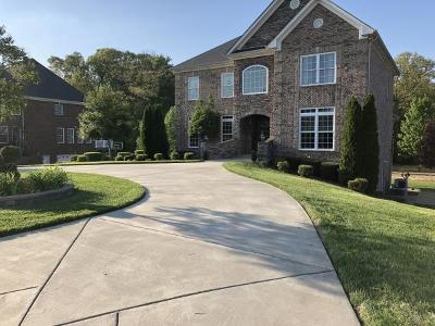 Pleasant View Single Family Home Under Contract - Showing: 1143 Kacie Dr